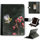 FRUIT LEATHER IPAD CASE, 360 SWIVEL COVER FOR APPLE I PAD, BLUEBERRY, STRAWBERRY