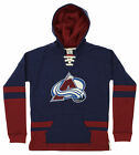 CCM NHL Youth Colorado Avalanche Vintage Pullover Hoodie $29.99 USD on eBay