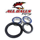 1991-1992 Triumph Trident 750 Motorcycle All Balls Wheel Bearing Kit [Front] $29.22 USD on eBay