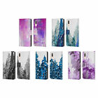 OFFICIAL EBI EMPORIUM WATERCOLOR LEATHER BOOK WALLET CASE FOR HUAWEI PHONES