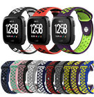 Kyпить Sport Silicon Replacement Wristband Strap Breathable Watch Band For Fitbit Versa на еВаy.соm