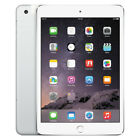 Apple iPad Mini 3 - 7.9in 16GB, 64GB, 128GB, Wi-Fi + 4G Cellular, Various Colors