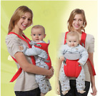 Внешний вид - Infant Carrier Baby Sling Breastfeeding Wrap Backpack Breathable New Ske15