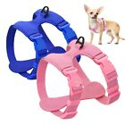 Dog Harness For Small Dog Chihuahua Yorkie Ajustable Soft Leather Pet Puppy Vest