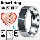 NFC Smart Finger Digital Ring Wear Connect Android Phone Equipment Rings Fashion image