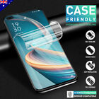 For Oppo Reno Z Reno 10x Zoom 5g A91 Hydrogel Flexible Crystal Screen Protector