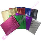 DVD SIZE COLOURED METALLIC FOIL BUBBLE ENVELOPES 180x250mm *MULTI ITEM LISTING*