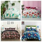3Pieces Duvet Cover Set For Comforter Queen/King Size Bedding Set Wongs Bedding image