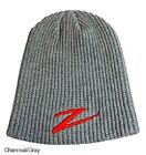 Z-Man Red Z Beanie Fishing Hat Fleece Zman Beanie One Size Skiing and Hunting
