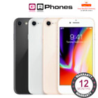 Apple iPhone 8 64GB 256GB Unlocked Sim Free Grey Gold Red Silver Smartphone
