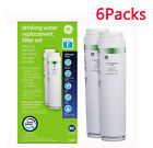 2/4/6Packs GE SmartWater FQSVF GXSV65R Dual Stage Twist & Lock Water Filter photo