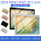10.1Inch Tablet Android 8.1 1GB 16G Ten Octa-Core Dual SIM Camera 3G Wifi PC