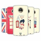 HEAD CASE DESIGNS I DREAM OF LONDON GEL CASE FOR MOTOROLA PHONES