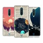 HEAD CASE DESIGNS BOOK PAGE ILLUSTRATIONS GEL CASE FOR AMAZON ASUS ONEPLUS
