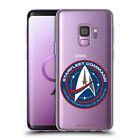 OFFICIAL STAR TREK DISCOVERY BADGES GEL CASE FOR SAMSUNG PHONES 1