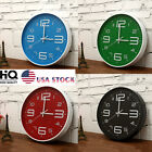 3D Wall Clock Modern Design Large Wall Watch Home Office Decor Silent Clocks