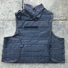 NEW DUTCH ARMY SURPLUS BLACK MOLLE ASSAULT VEST CARRIER,POLICE & MILITARY UNITS