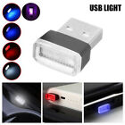 Auto Car Flexible Mini USB LED Light Colorful Light Lamp Atmosphere Lamp Bright