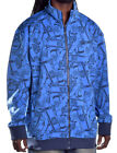Ecko Mens $69.50 Parallex Graphic Full Zip Jacket Size XL