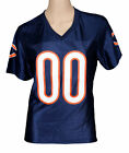 Reebok NFL Women's Chicago Bears Team Fashion Dazzle Jersey $17.5 USD on eBay