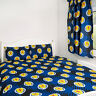 More images of Official Scottish FA Tartan Army Scotland Curtains Duvet Cover Bedding Set
