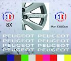 Stickers Peugeot for Alloy Wheels 206 207 306 graphics106 307 Gti Car Car