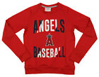Outerstuff MLB Youth/Kids Boys Los Angeles Angels Performance Fleece Sweatshirt
