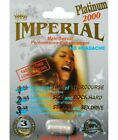 IMPERIAL PLATINUM 2000 MALE SEXUAL PERFORMANCE ENHANCEMENT PILLS Made In USA
