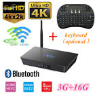 Lot Smart X92 TV Box S912 3+16G HD BT WiFi 4K Octa Core Player Android +Keyboard picture