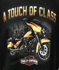 Harley Davidson Men's Touch Of Class Short Sleeve T-Shirt-Black   R003234 $27.0 USD on eBay