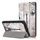 For Amazon Kindle Fire 7 2019 9th Generation Slim Magnetic Flip Stand Case Cover