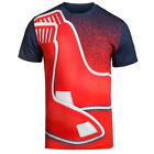 FOCO MLB Men's Boston Red Sox Big Logo Tee on Ebay