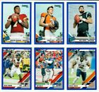 2019 Donruss Football BLUE PRESS PROOF #1-350 HASKINS LOCK BAKER FAVRE RODGERS + on eBay