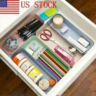US Kitchen Drawer Storage Tray Organizer Degradable Material Storage Divider 03