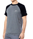 NWT Speedo Men's UV Sun Protection Tee Black - White - Blue  Pick Color and Size