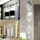 10 Pcs/set Acrylic Wall Stickers Mirror Diy Home Wall Living Room Decor Mural
