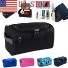 US Waterproof Make-Up Cosmetic Brush Box Storage Organizer Travel Bag 03