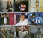 CDs ROCK COUNTRY POP METAL & MORE YOU CHOOSE BUY MORE AND SAVE UPDATED 8/17