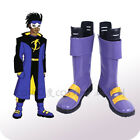 New Static  Virgil Ovid Hawkins cosplay shoes Customize Free shipping