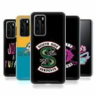 OFFICIAL RIVERDALE GRAPHIC ART SOFT GEL CASE FOR HUAWEI PHONES