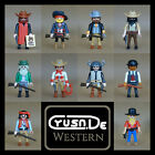 Kyпить Playmobil Custom Western Figuren; Cowboys, Trapper, Outlaws, Sheriffs на еВаy.соm