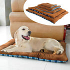 Small Large Dog Bed Pet Cat Sleeping Mat Mattress Sofa for Kennel Crate Cushion