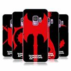 OFFICIAL DUNGEONS & DRAGONS CLASS SYMBOLS HARD BACK CASE FOR SAMSUNG PHONES 1