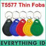 More images of T5577 125KHz LOW FREQUENCY RFID ID KEY TAG FOB READ WRITE PROXIMITY T5567 T5557