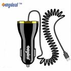 For Samsung Galaxy Note 10 S8 S9 Plus S10 S10E Fast Car Charger 4Ft Type-C Cable