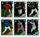 2019 Bowman Chrome Baseball Base & Rookies You Pick ALONSO VLAD TATIS RC ACUNA++ on Ebay