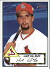 2001 Topps Heritage Baseball CARDS! HUGE LIST! Combined $3.50 Shipping! NICE!