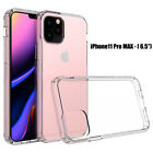 iPhone 11 Pro Max iPhone XE Case Ultra Clear Heavy Duty Shockproof PC Hard Cover