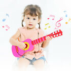 Mini Guitar Kids Toddler Toy 6 String Educational Musical Instrument Toys
