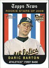 2008 Topps Heritage Baseball Cards! HUGE LIST! Combined $3.50 Shipping! List #1!